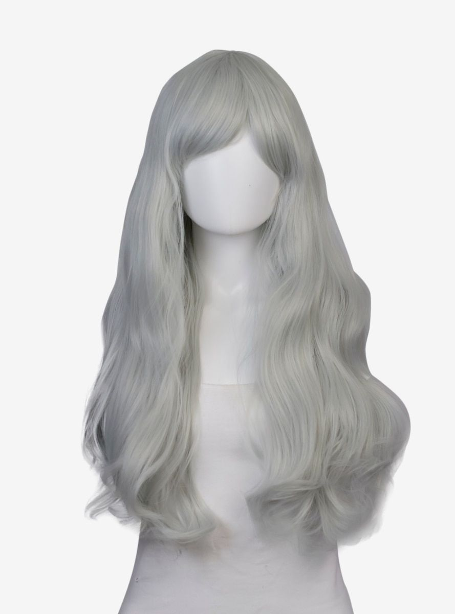 2021 New Lace Front Wigs Wig Color Op430 Colorful Elves Wig All Grey Hair