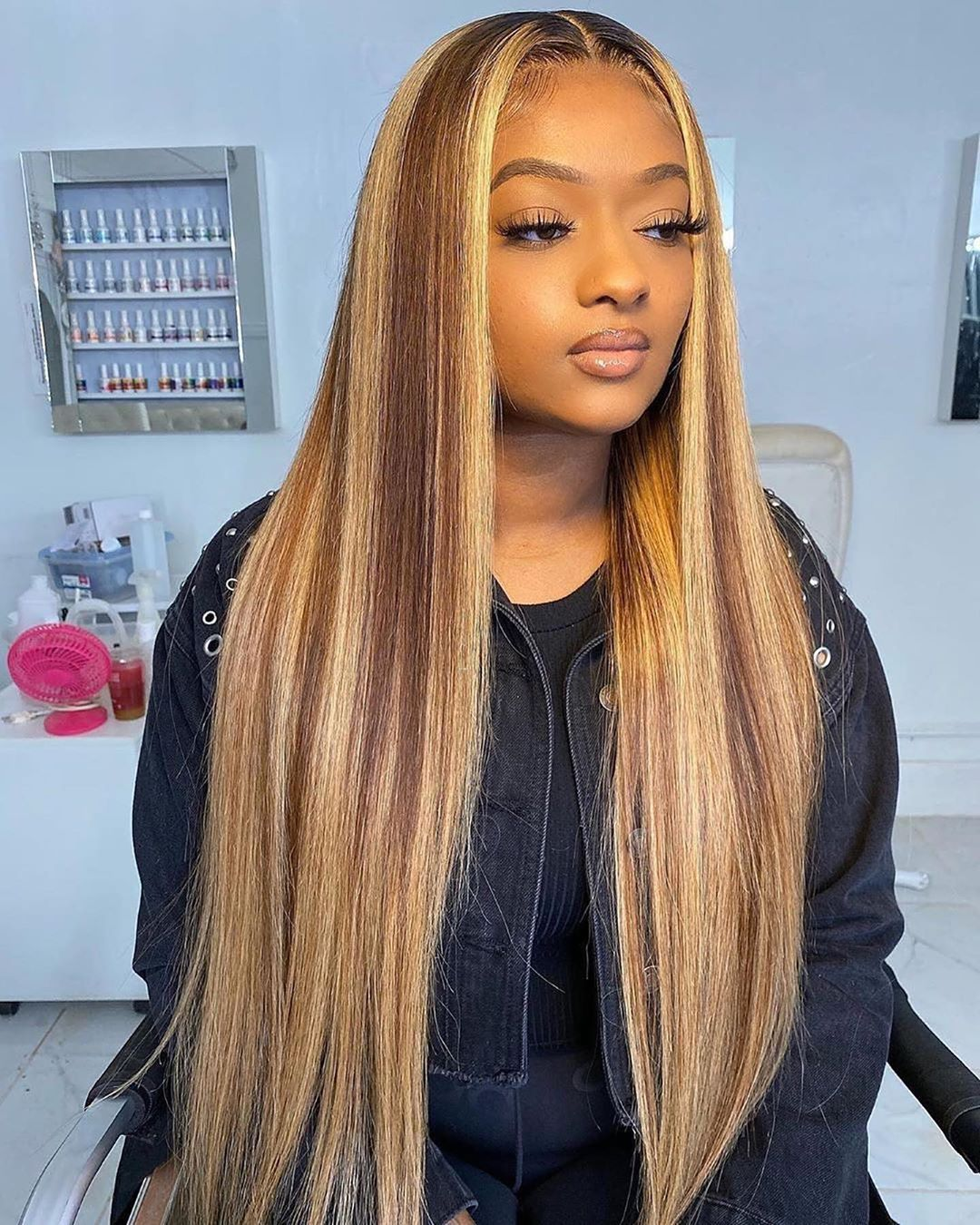Lace Front Wigs Brown Wigs Blonde Wigs Ombre Blond Wig Frosty Blonde Hair Wigs For Black Women