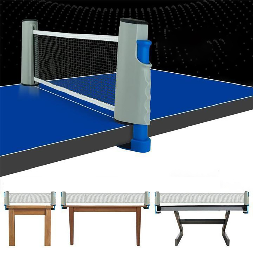 Higomore™ Retractable Table Tennis Net