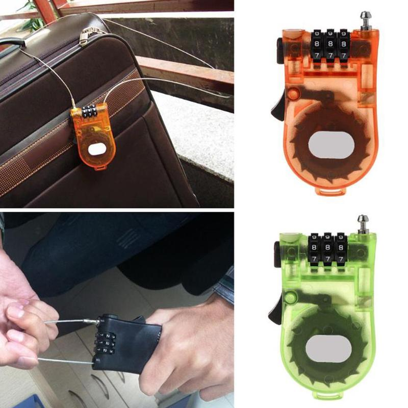Retractable Wire Lock-Last Day Promotion 50% Off!