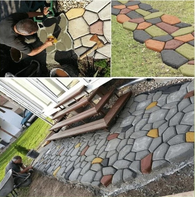 【🔥Create your dream trail 🔥】ARK™DIY Household concrete mold