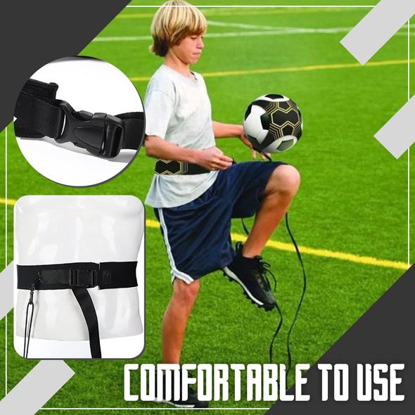 (🔥HOT SALE NOW)Noseplum™️ Solo Soccer Kick Trainer(BUY 2 GET FREE SHIPPING)