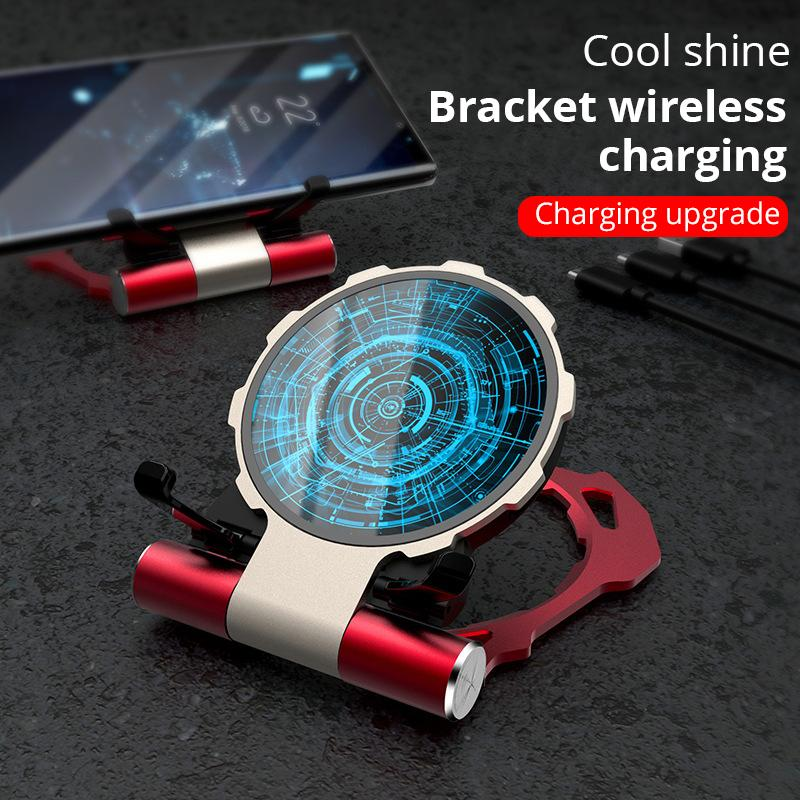 Fast Charging Wireless Charger Pad