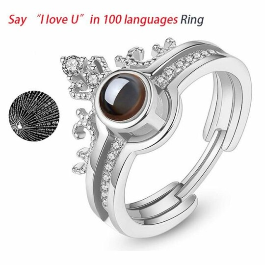 (Best Seller: A FULL SET) Creative Ring, Bracelet And Puzzle Jewelry Box