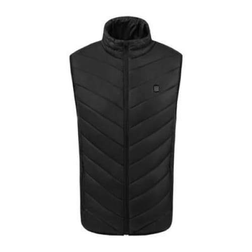 Winter Heating Warm Fever Vest Men and Women USB Fever Vest Electric Heating Clothes Carbon Fiber Heating Clothes