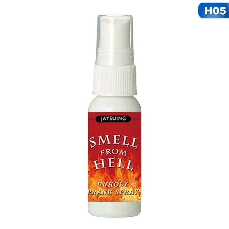 30Ml Horrible Smelling Fart Spray Funny And Fart Prank Sprays Nasty Smelling Halloween April Fools' Day Props