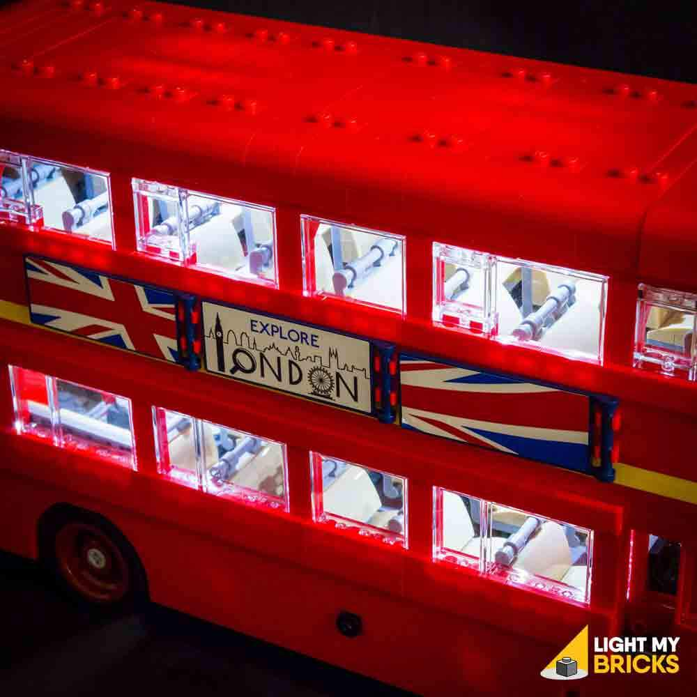 LEGO London Bus #10258 Light Kit