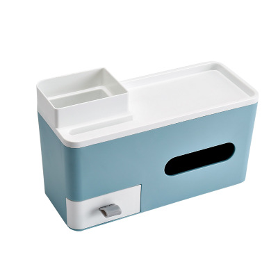 Multi-fonction Tissue Box Creative Storage Box
