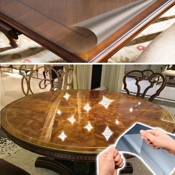 (🔥HOT SALE BEFORE CHRISTMAS-50%OFF)Transparent Furniture Protective Film--Buy 3 Get Extra 20% OFF & Free Shipping