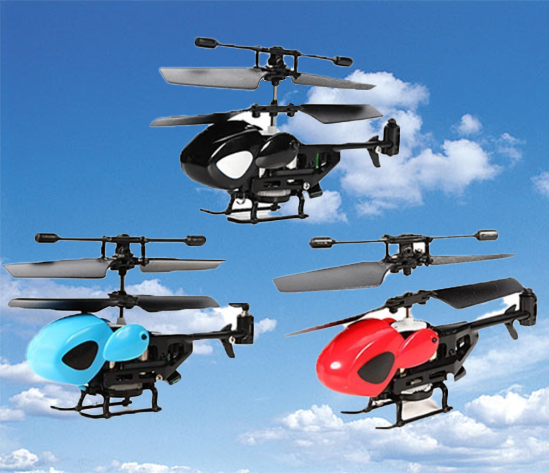 Micro RC Helicopter Remote Control Toy