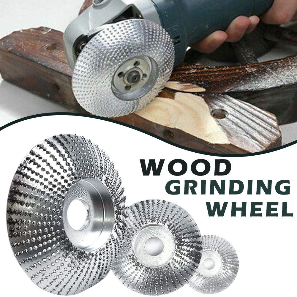 Woodworking Grinder Shaping Disc Remove Materials Quickly And Easily