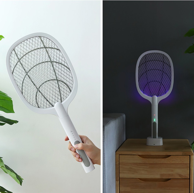 🔥Hot Sale‼ 48% OFF-Sale--QuashPest™ 2 In 1 Electric Swatter