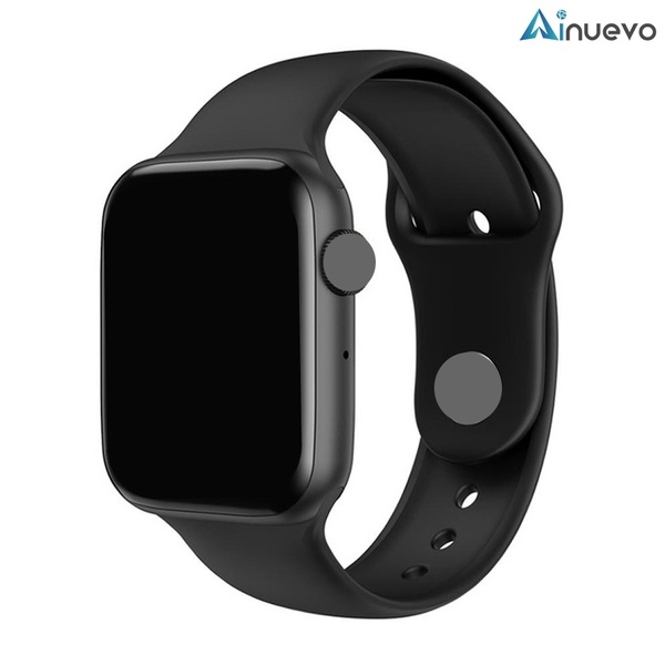 Ainuevo Bluetooth Call Smartwatch 42MM ECG Heart Rate Monitor Smart Watches Men Women For Apple iphone Huawei Xiaomi Android Phone