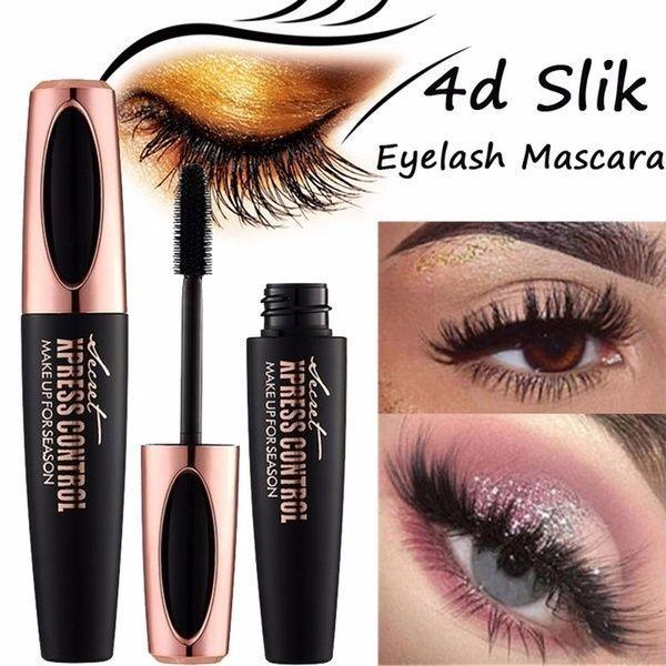 【TODAY 50% OFF】!! 4D waterproof and colorless mascara