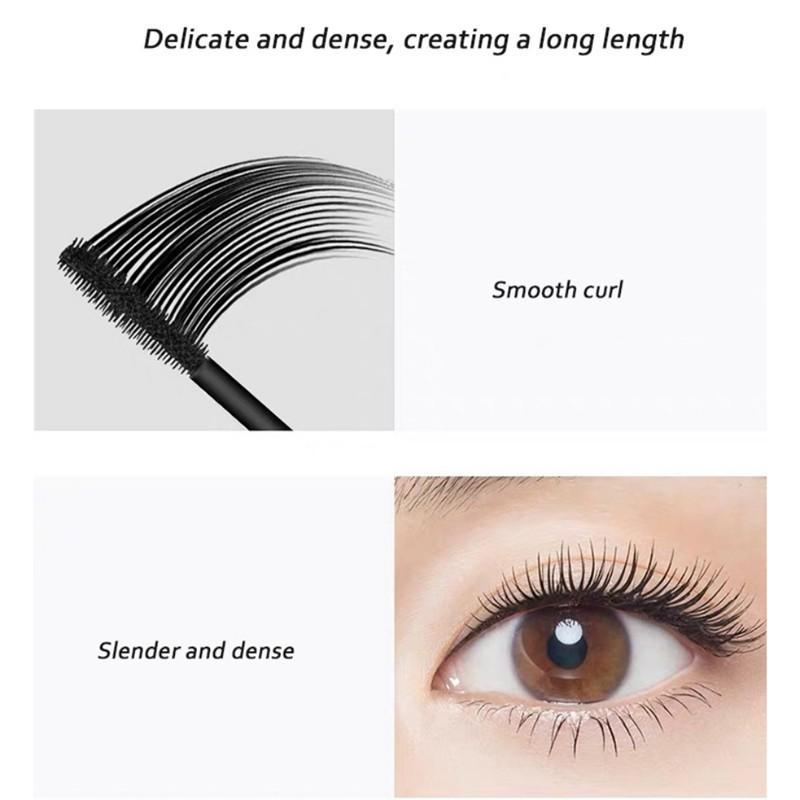 Bell Mystery Rainbow Tube Mascara Long-lasting Curling Natural Waterproof Smudge-proof