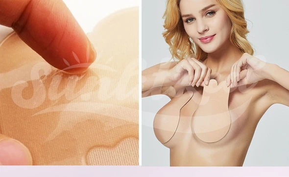 🔥HOT SALE-Reusable Lift Up Invisible Bra Tape - 2 Pairs🚛