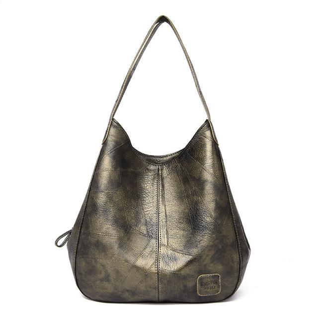 SOUTUER Leather Shoulder Bags s1125