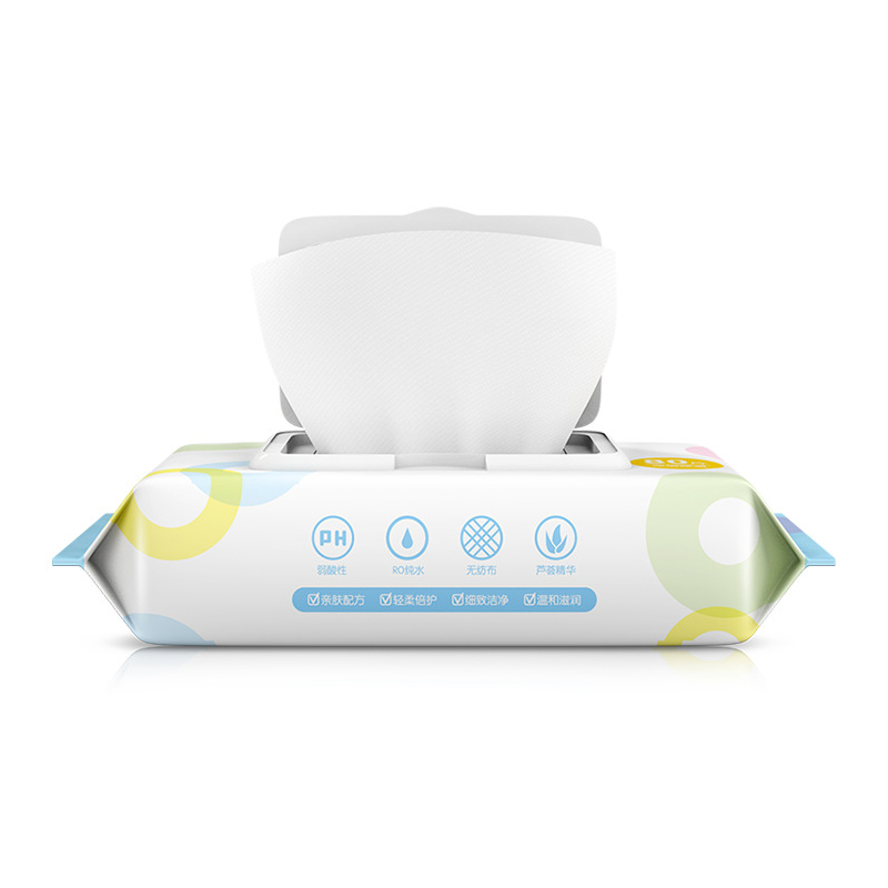 Onepech® Refreshing Clean Baby Wipes Scented Aloe