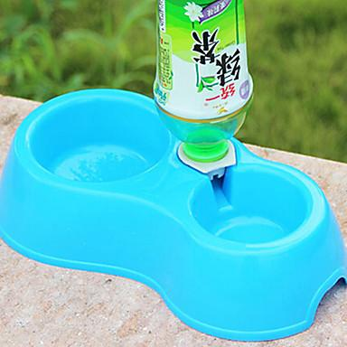 Pet Food Bowl Water Fountain for Pets Dogs