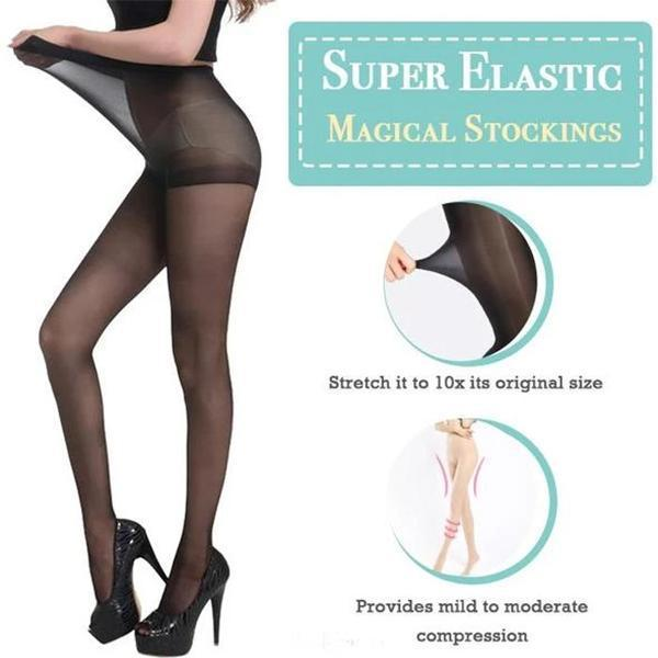 【Buy 3 Free Shipping】Super Elastic Magical Stockings