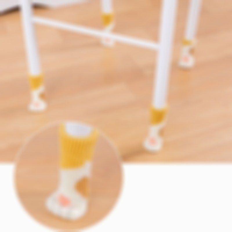 Cute Kitty Foot Paw Chair Socks (Buy More save More)