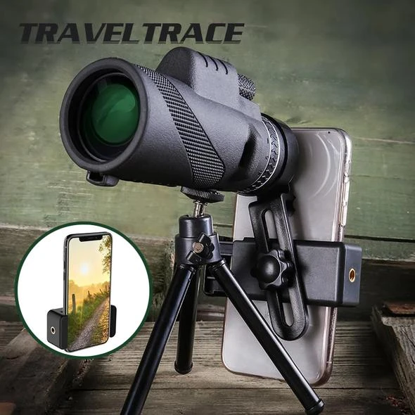 【Limited Time 50% OFF】2020 New Waterproof High Definition Monocular Telescope