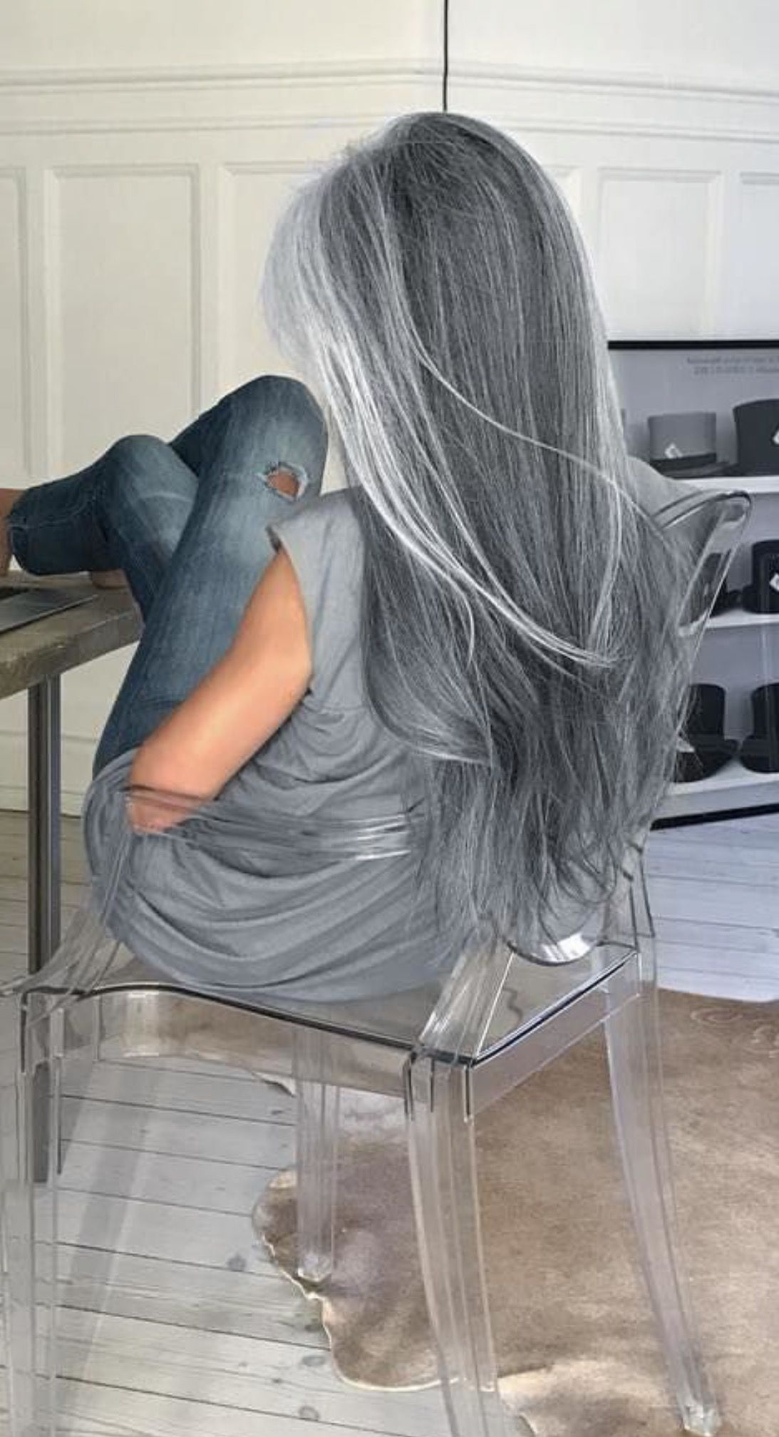 Gray Hair Wigs For African American Women Teal Wig Resistant Grey Hair Temples Bright Red Wig Scary Spice Wig Prevent Grey Hair
