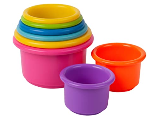 Stacked cup 1 piece Many colors