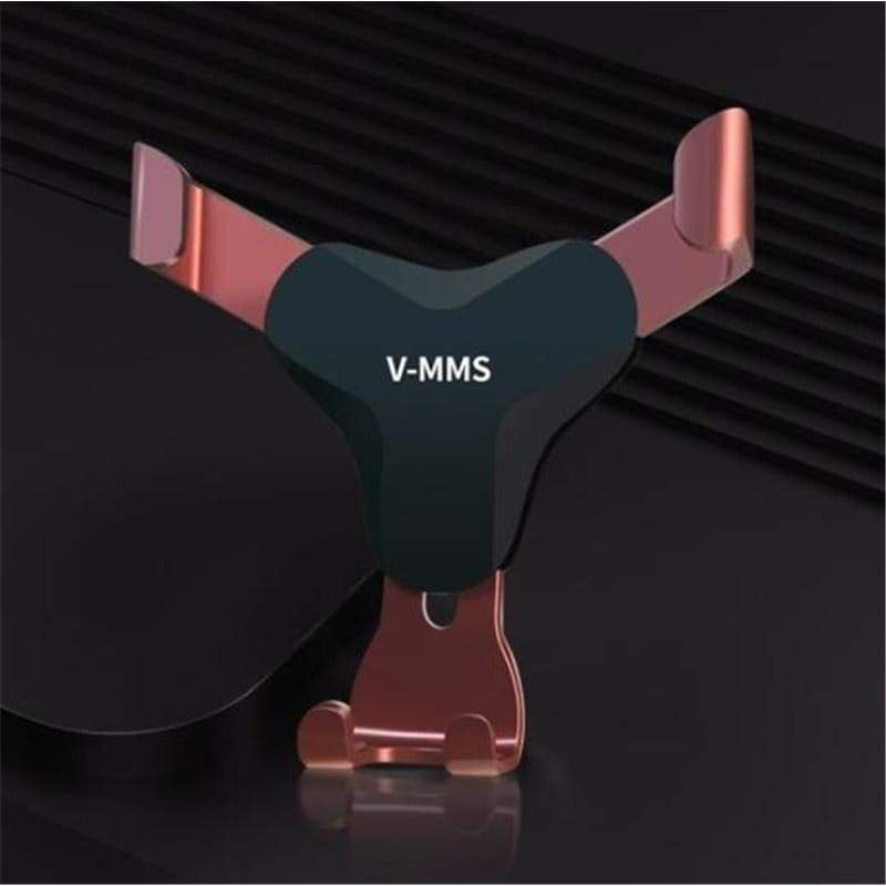 1 Piece Gravity Bracket Car Phone Holder Flexible Universal Car Gravity Holder Support Mobile Phone Stand for Cell Phone