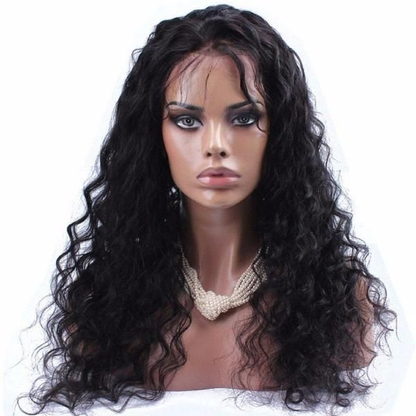 Black Wigs For Black Women 180 Waves Hair Malaysian Body Wave Wig Petite Wigs For Small Heads African American Black Mullet Wig