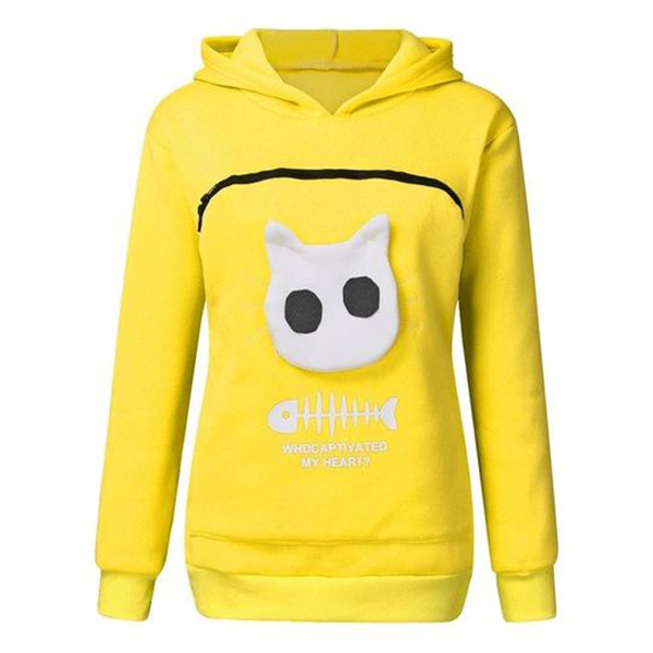 Limited Sales - Sweatshirt Animal Pouch Hood Tops-Buy 2 Free Shipping