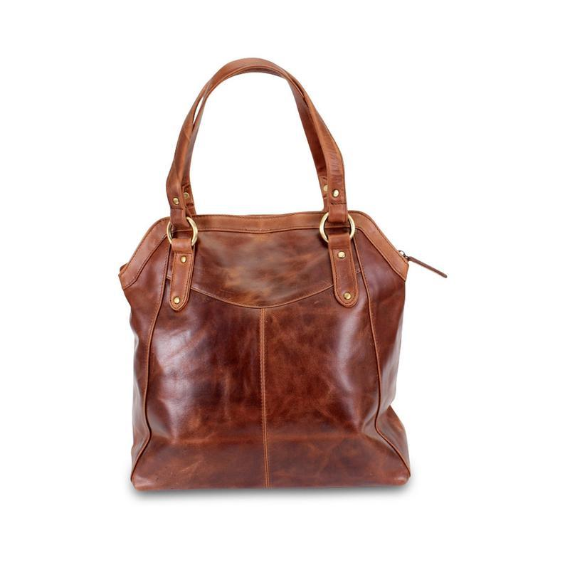 Large Brown Leather Handbag Tote, Leather Shoulder Bag, Leather Bag, Leather Purse, by The Leather Store        Update your settings