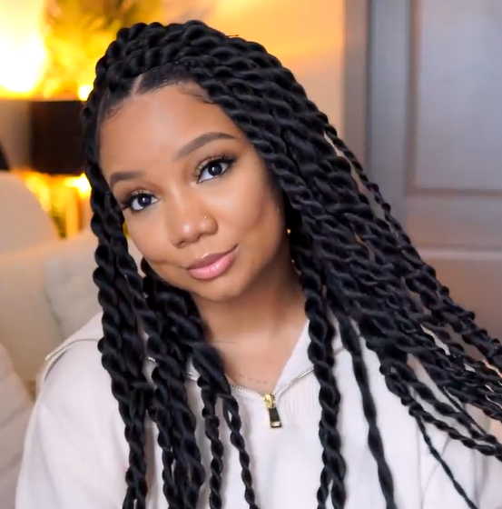 🔥2020 HOT SALE-New Lace Wig Super Braid Wig(Buy 2 Get 1 Free ,100 peoples only)