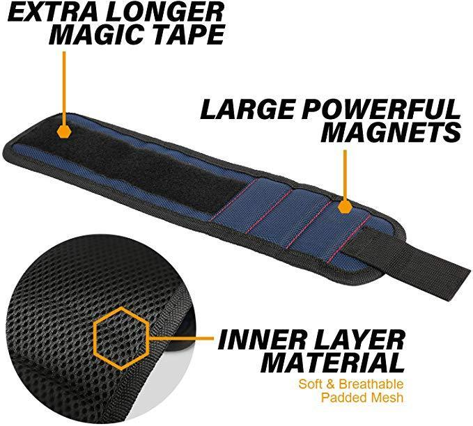 [Big sales 50% Off]Magnetic Wristband