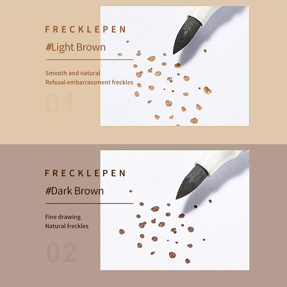 Natural Lifelike Freckle Makeup Pen