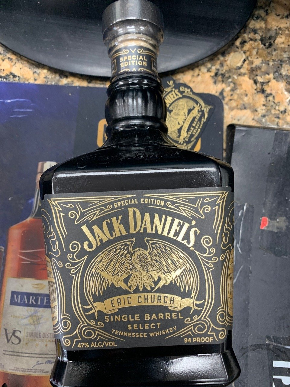 Limited Bottle Single Barrel Select Tennessee Whiskey (750ml)