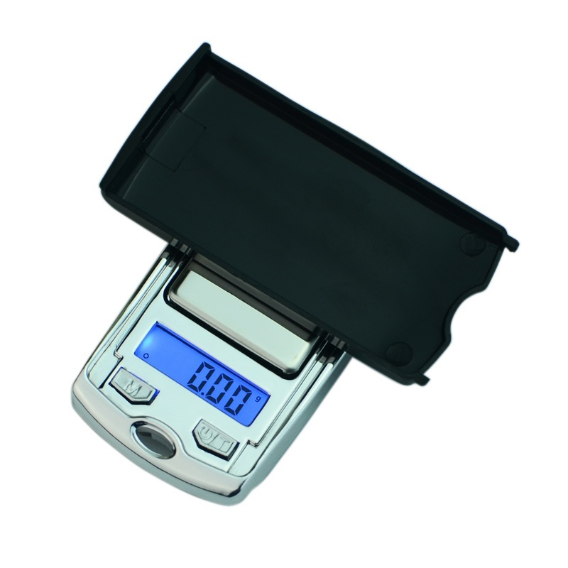 Super mini pocket jewelry cract scale 200g/100g*0.01g Car Key digital scales weight Balance Gram Scale(200g/100g*0.01g)