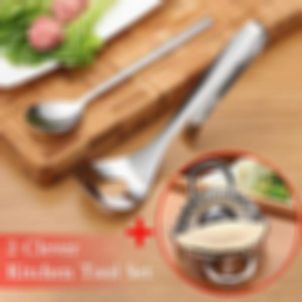 Stainless Steel Non-Stick Meatball Spoon Maker(BUY 3 FREE SHIPPING)