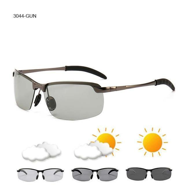 Brainart™ Men's Photochromic Sunglasses with Polarized Lens【BUY 2 FREE SHIPPING】