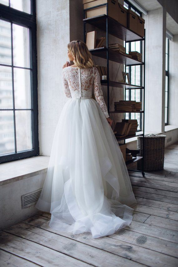 2020 New Wedding Dress Fashion Dress the one bridal boutique ladies evening wear jumpsuits