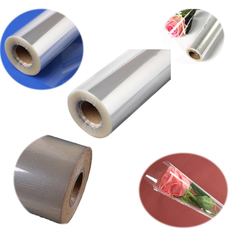 10m x 54cm Clear Cellophane Wrap Roll for Gift Flower Bouquet Baskets Wrapping Arts and Crafts Supplies