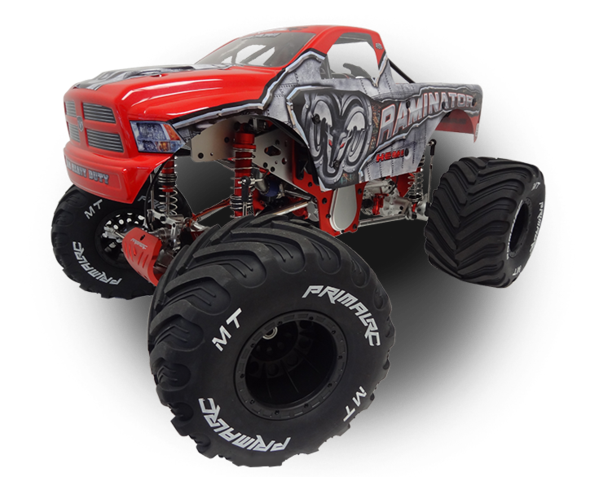 🎁45% OFF - Bigfoot Monster Truck