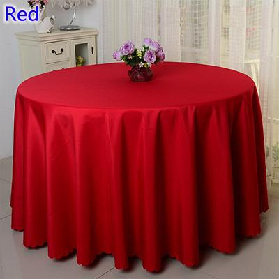 Waterproof Round Tablecloth【BUY 2 FREE SHIPPING】