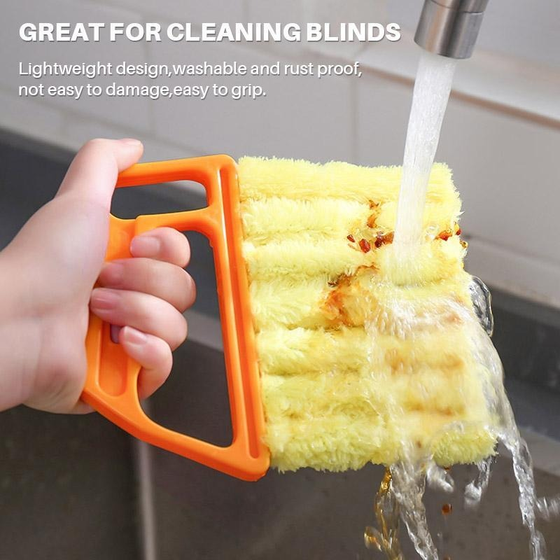 (❤️Father's Day Flash Sale - 65% OFF)7 Finger Dusting Cleaner Tool , Buy 2 Get 1 Free