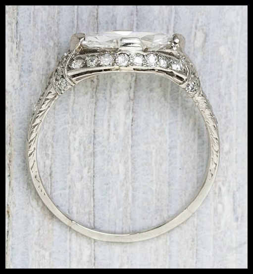 2020 Fashion Rings For Women Designer Rings White Gold Engagement Ring With Yellow Gold Wedding Band Commitment Rings Large Engagement Rings Bridal Nath Designs Price