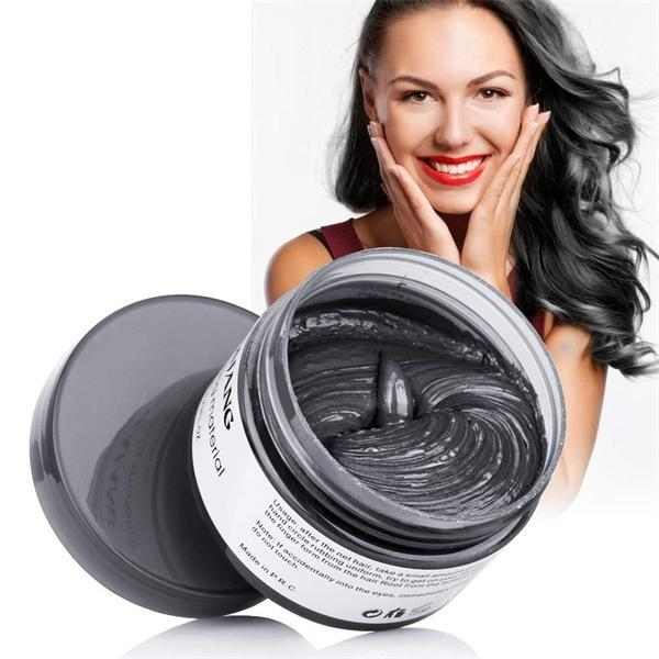 Multi-Color  Natural Hair Dye Wax for women and men