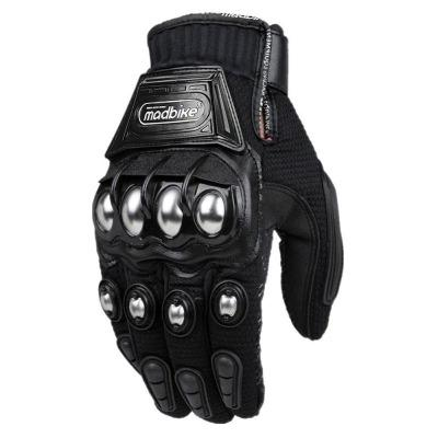 [New Arrival & Special Offer!!]Motorcycle Gloves with Steel Alloy Nubs