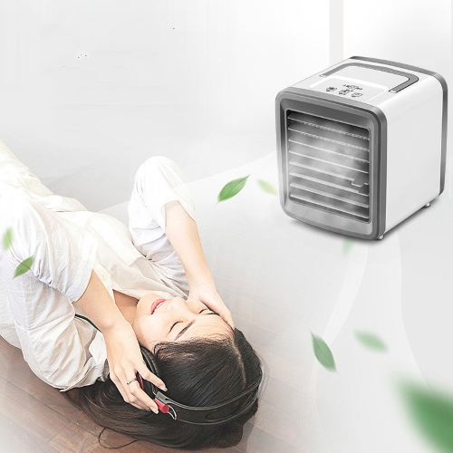 Home  Mini Desktop Usb Charging Air Conditioning Fan(Buy 2 Free Shipping)