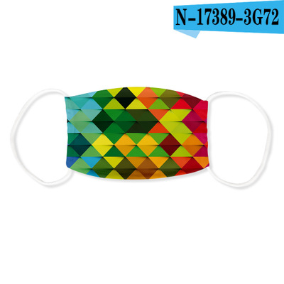 🔥[HOT SALE]🔥 LGBT FLAG Washable Mask-Hypoallergenic And Dustproof Outdoor Protective Gear