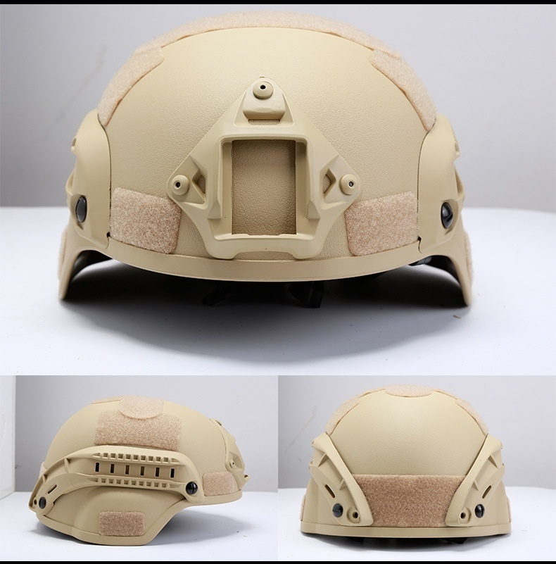 New MICH 2000 Tactical Helmet Riding Helmet Army Fan Field CS Equipment
